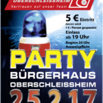 Partyplakate FFO