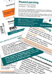 Lernkarten BWL