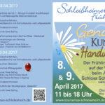 Flyer Programm Schleißheimer Frühling