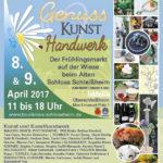 Anzeige Schleißheimer Frühling für Tourismus Schleißheim e.V.
