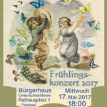 Fruehlingskonzert 2017 Musikschule Unterschleissheim