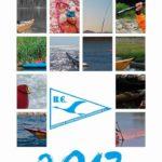 Kalender Layout für Bayerische Einzelpaddler e.V.