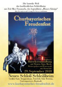 Churbayerisches Freudenfest 2018