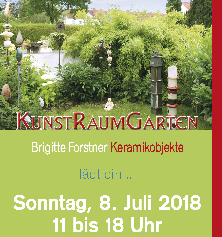 KunstRaumGarten, Plakat 2018