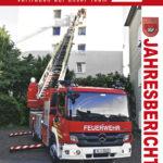 Jahresbericht für Freiwillige Feuerwehr Oberschleißheim. Layout des Heftes seit 2014. 24 Seiten.