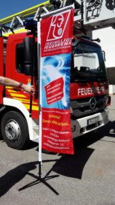 Mitgliederwerbung Feuerwehr Oberschleißheim