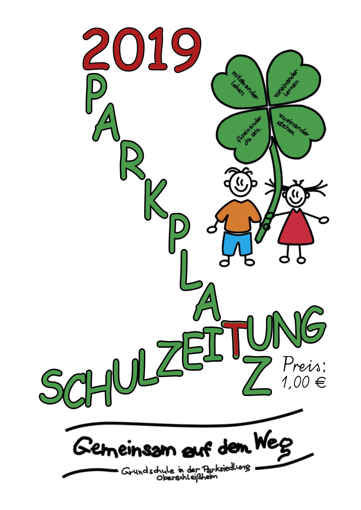 Schulzeitung Parkplatz