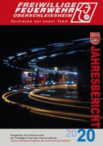 Jahresbericht Feuerwehr Oberschleissheim
